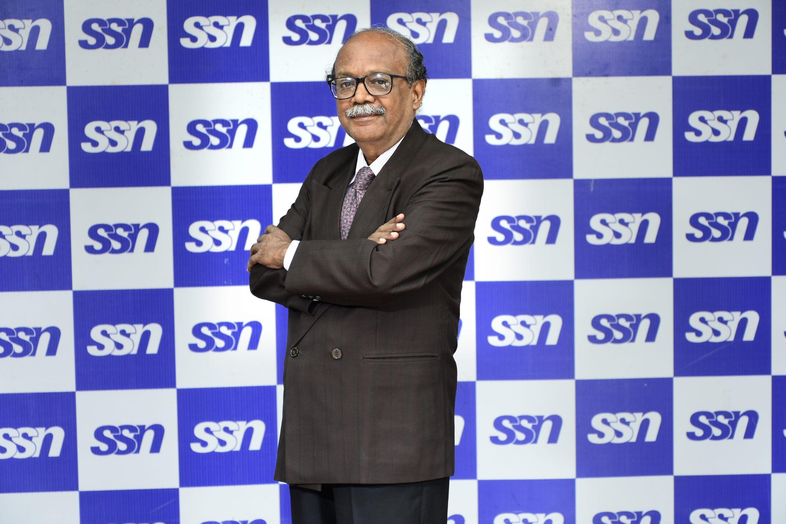 Annamalai SSN Principal